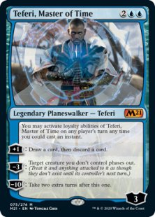 Teferi, Master of Time (1)