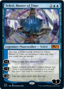 Teferi, Master of Time (3)
