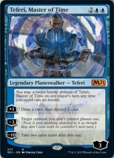 Teferi, Master of Time (4)