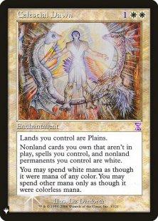 Celestial Dawn (foil)