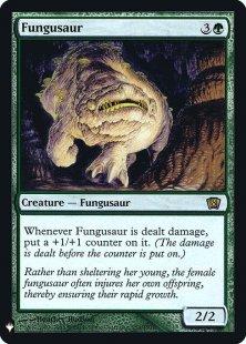 Fungusaur (foil)