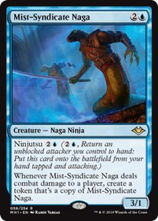 Mist-Syndicate Naga