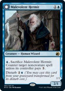 Malevolent Hermit