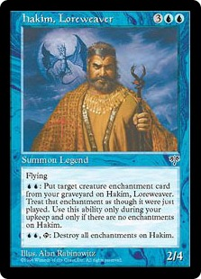 Hakim, Loreweaver