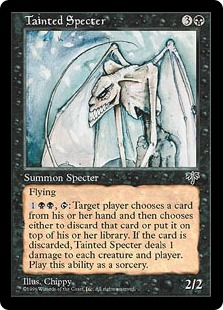 Tainted Specter