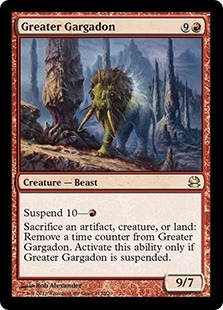 Greater Gargadon (foil)