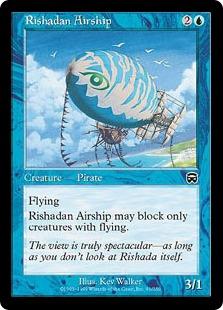 Rishadan Airship (foil)