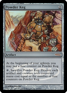 Powder Keg (foil)