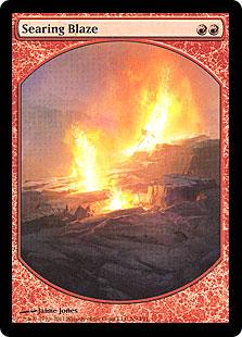 Searing Blaze (textless)