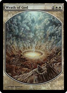 Wrath of God (textless) (foil)