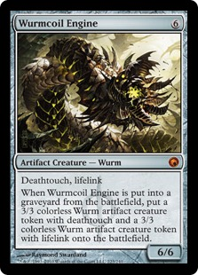 Wurmcoil Engine (oversized)