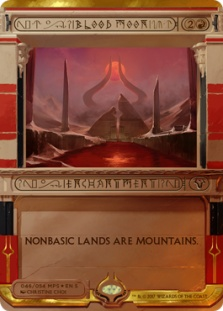 Blood Moon (foil)