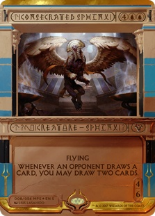Consecrated Sphinx (foil)