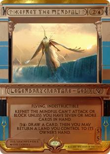 Kefnet the Mindful (foil)