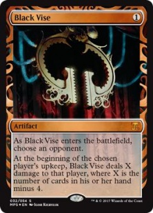 Black Vise (foil)