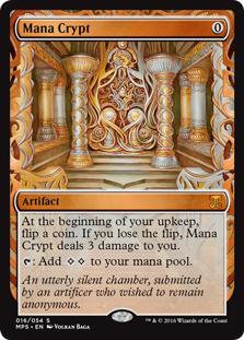 Mana Crypt (foil)