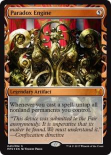 Paradox Engine (foil)
