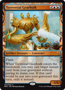 Torrential Gearhulk (foil)