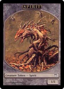 Spirit token (2) (1/1)