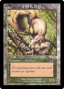 Squirrel token (1/1)