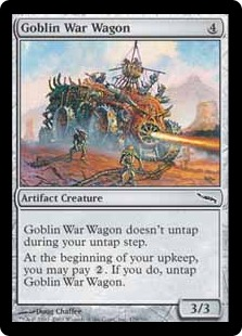 Goblin War Wagon