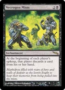 Necrogen Mists (foil)