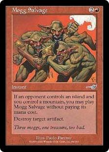 Mogg Salvage
