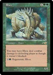 Rhox (foil)