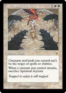 Spiritual Asylum (foil)