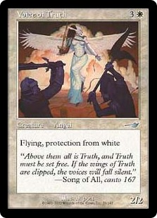 Voice of Truth (foil)