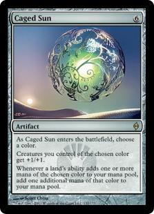 Caged Sun