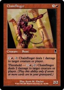 Chainflinger (foil)