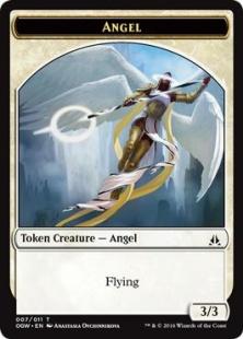 Angel token (3/3)