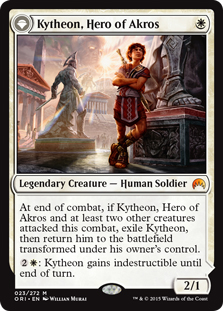 Kytheon, Hero of Akros