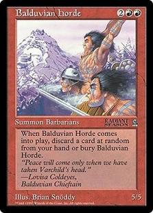Balduvian Horde (6x9)