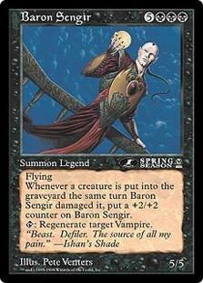 Baron Sengir (6x9)