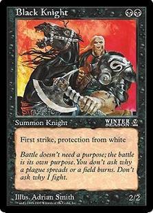 Black Knight (6x9)