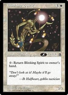 Blinking Spirit (6x9)
