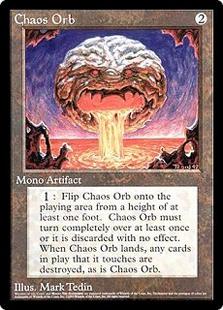 Chaos Orb (6x9) (EX)
