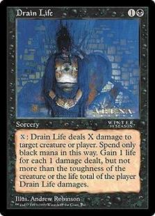 Drain Life (6x9)
