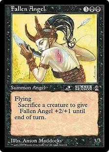 Fallen Angel (6x9)