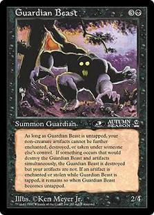 Guardian Beast (6x9)