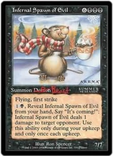 Infernal Spawn of Evil (oversized)