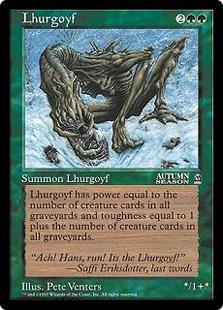 Lhurgoyf (oversized)
