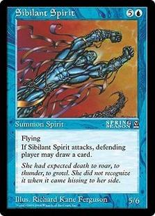 Sibilant Spirit (6x9)