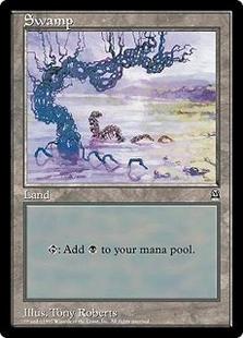Swamp (6x9) (EX)