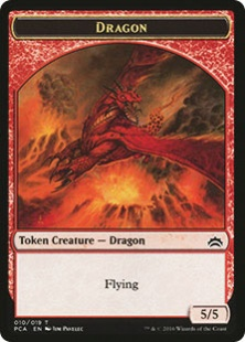 Dragon token (5/5)