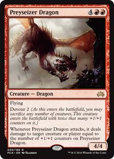 Preyseizer Dragon