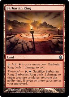 Barbarian Ring (foil)