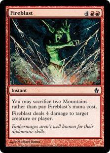 Fireblast (foil)